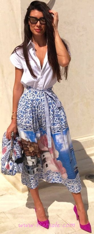 Classic Lovely Summer Time Garments - ideas, graceful, posing, trending
