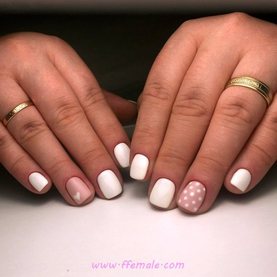 Classic Nice Ideas - beauty, nails, gettingnails, sweet