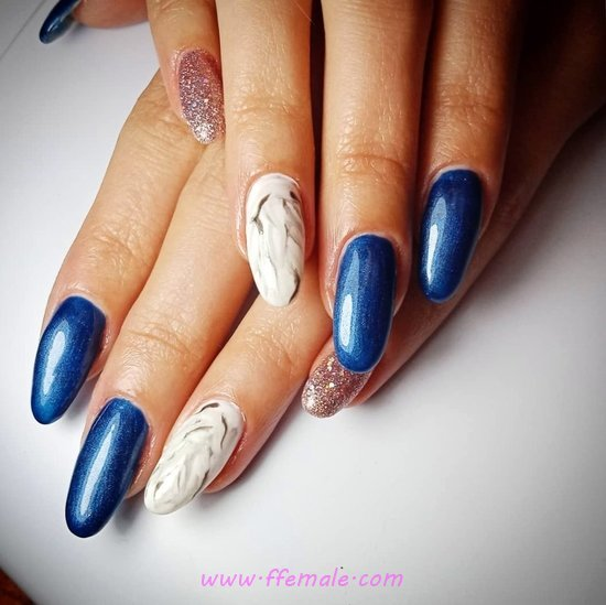 Classy Sexy French - nail, nailstyle, ideas, sexiest