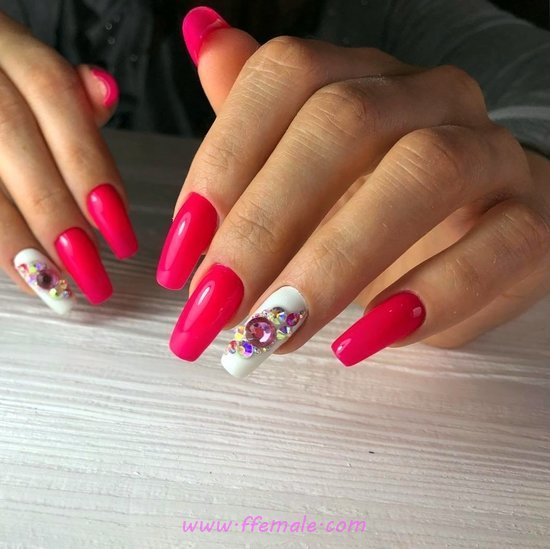 101 Trending Acrylic Nail Ideas For Fall Page 2 Of 4 Ffemale Com