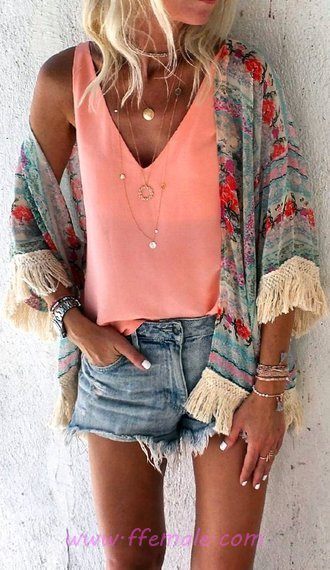 Comfortable And So Sweet Summer Time Wardrobe - flashy, clothes, adorable, street