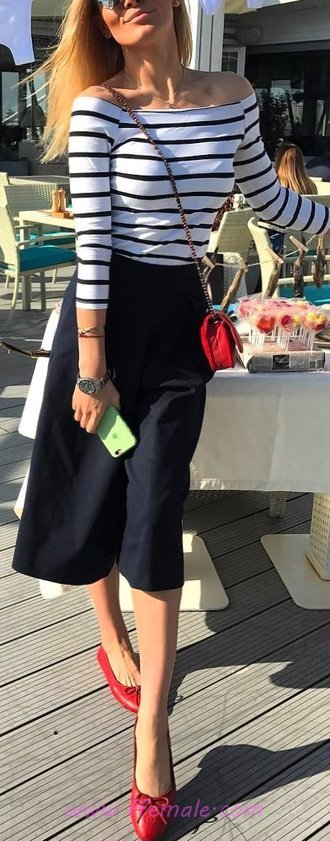 Comfortable And Top Midsummer Outfits - elegance, street, adorable, graceful