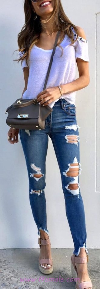 Comfortable And Top Summer Time Style - sweet, clothing, getthelook