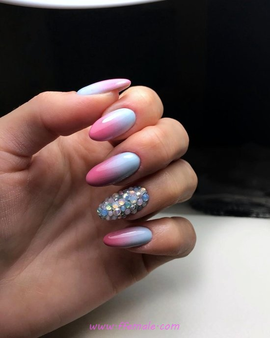Cool & Loveable Art Design - nail, nailidea, magic, diy, getnails