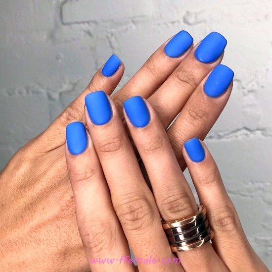 Creative And Graceful Acrylic Manicure Design - star, top, beautytips, nails