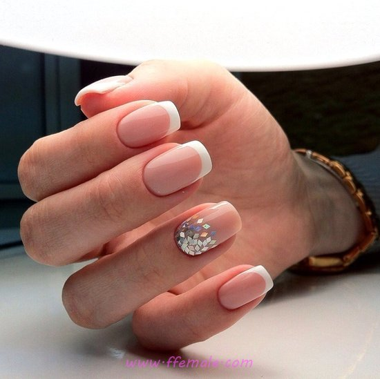 Creative & Glamour Nails Design - manicure, sweet, nail, nailidea