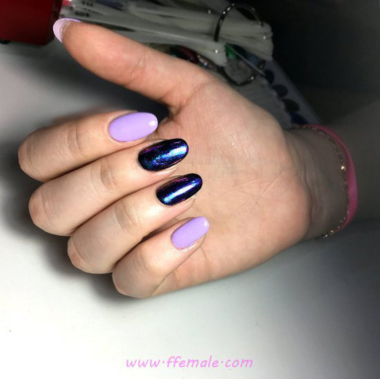 Creative Unique Gel Manicure Design - clever, nailidea, nail, perfect, art