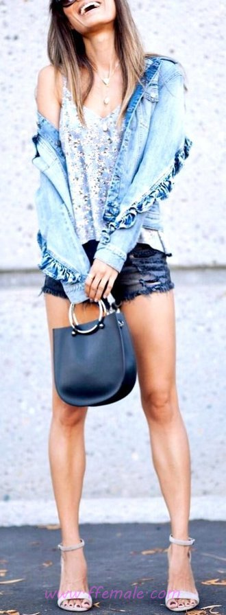 Cute And So Glamour Summer Time Look - cute, outfits, fashionista, cool