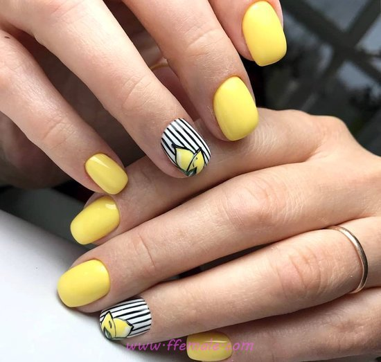 Cute & Unique French Gel Nail Design - beautiful, nails, nailstyle, elegant