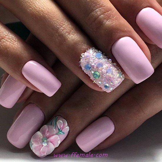 Cutie & Graceful American - getnails, nailidea, nail, charming