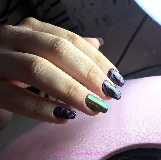 Cutie & Perfect Acrylic Manicure Art Design - awesome, graceful, sweetie, nailart