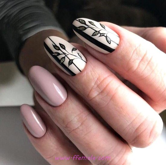 Delightful And Gorgeous French Acrylic Manicure Trend - gel, nailstyle, nail, handsome, diy