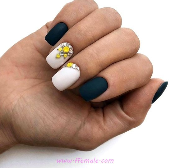 Delightful And Sexy French Gel Manicure Art Ideas - handsome, precious, ideas, nails