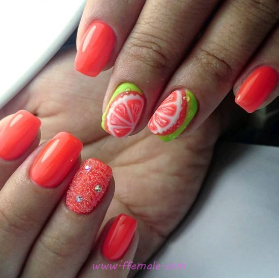 Dream And Super Manicure Art Ideas - super, best, nailartideas, nailart