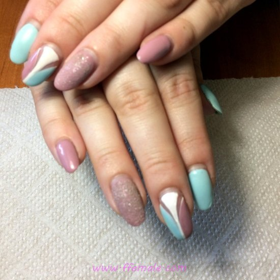 Dreamy And Iconic Gel Manicure Ideas - awesome, nailart, sweetie, gotnails