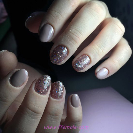 Dreamy & Lovely Acrylic Nail Art Ideas - diynailart, nail, getnails, idea
