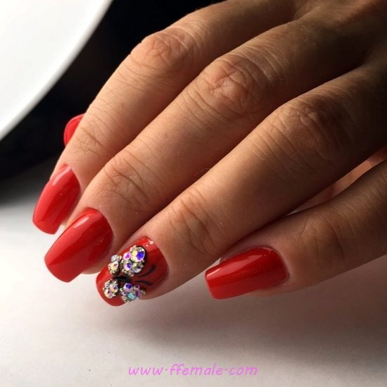 Easy Chic French Acrylic Nails Art Ideas - amusing, nailpolish, classic, nail