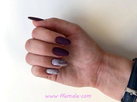 Elegant And Glamour Acrylic Nails Design Ideas - graceful, nails, best, teen