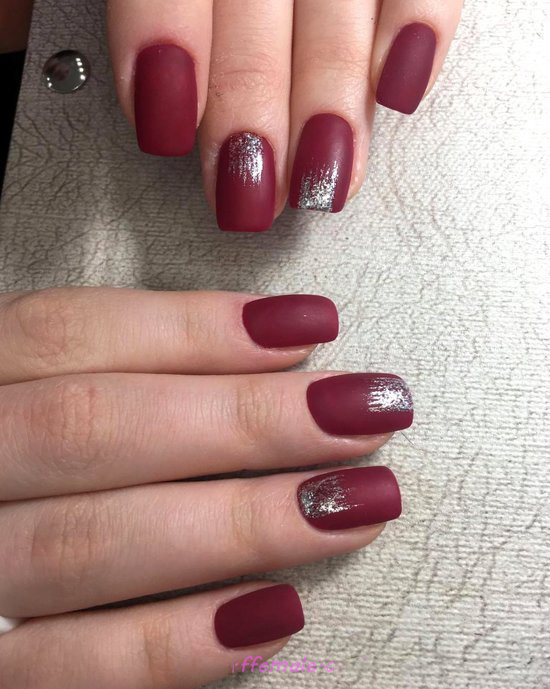 Elegant And Sexy Acrylic Nails Idea - nailstyle, nail, lovable, gorgeous