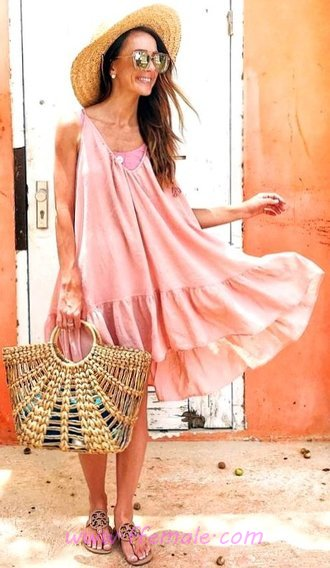 Elegant And So Simple Summer Goods - getthelook, street, fashionable, lifestyle