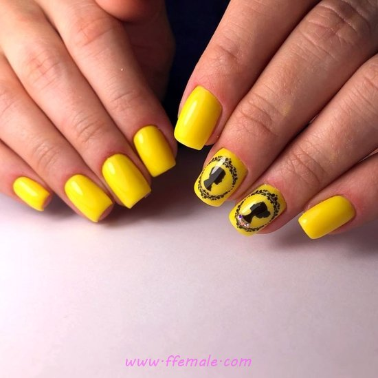 Enchanting And Glamour Nails Art Design - perfect, furnished, party, nailart