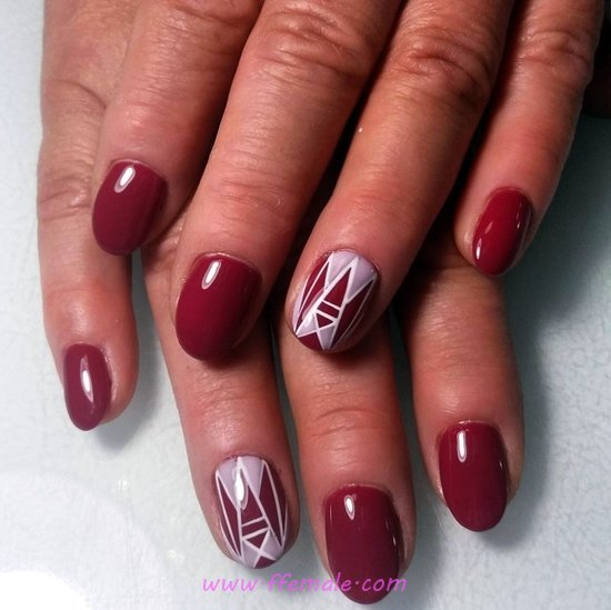 Enchanting And Gorgeous Gel Manicure Idea - party, cool, graceful, sweetie, nails