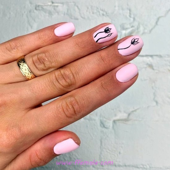 Enchanting & Super Nail Design - clever, nailidea, nail, gettingnails