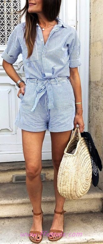 Extremely Cute And So Furnished Summer Time Outfit - women, fancy, sweet, charming