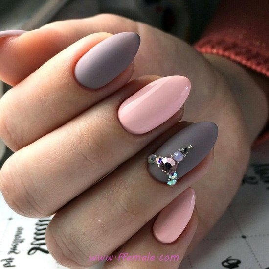 Fantastic & Easy Acrylic Nail - best, nail, nailstyle, fashion