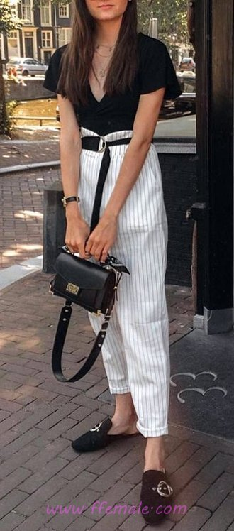 Fashionable And Extremely Cute Hot Day Look - popular, fancy, elegant, lifestyle