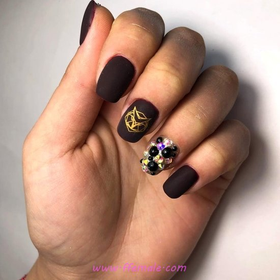 Feminine And Wonderful Acrylic Manicure Art - nailart, hilarious, lovely