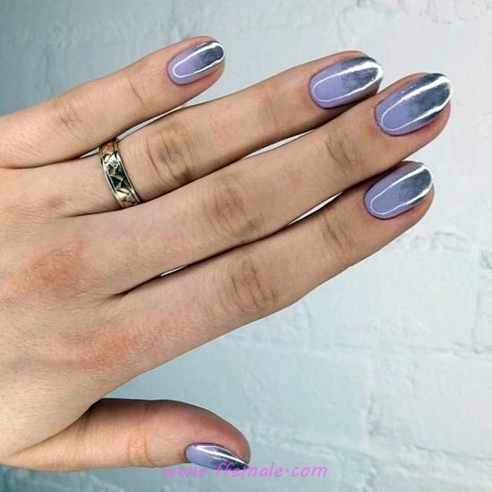 Feminine & Orderly French Nails Idea - nail, fashion, acrylic, sweetie
