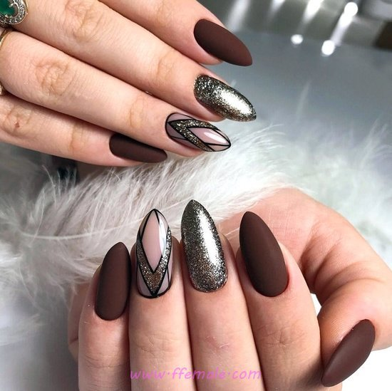 Fresh And Simple Acrylic Manicure Trend - nailidea, nails, precious, lifestyle