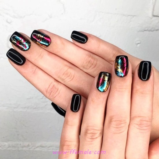 Fresh And Top Gel Manicure Design Ideas - cool, beauty, sexy, handsome, nails