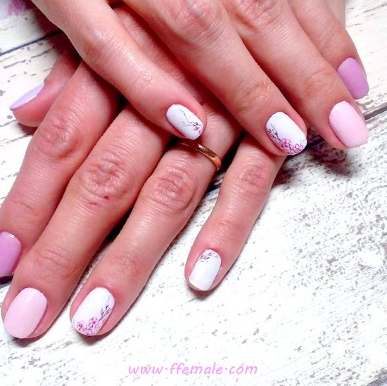 Fresh Top Gel Nails Design Ideas - design, nails, getnails