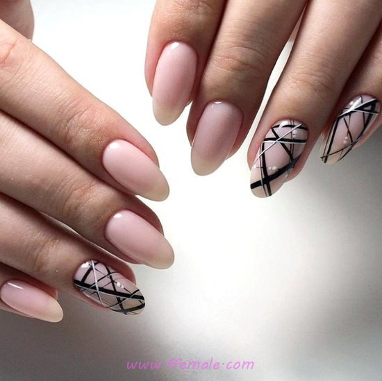 Fresh & Trendy Gel Nail - beautytips, nails, party, selection