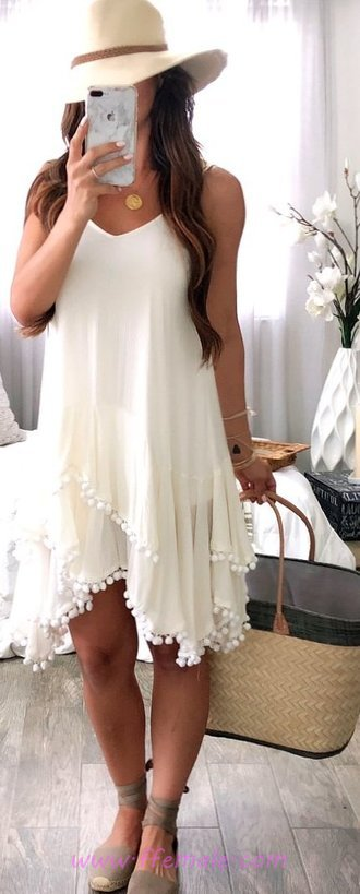 Furnished And Wonderful Summer Month Garments