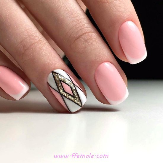 Girly And Top American Acrylic Nails Art Ideas - creative, glamour, photoshoot, nail