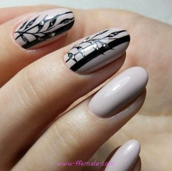 Glamour And Ceremonial French Acrylic Nails - trendy, fashion, nailideas, nailart
