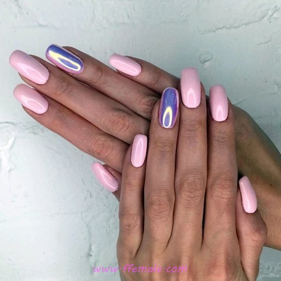 Glamour And Classy Acrylic Nail Design - lifestyle, smart, diy, nails
