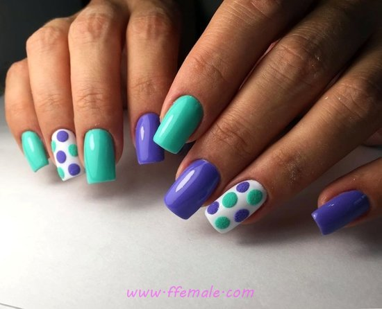 Glamour Chic Acrylic Nail Art Design - hilarious, party, nails, naildesigns