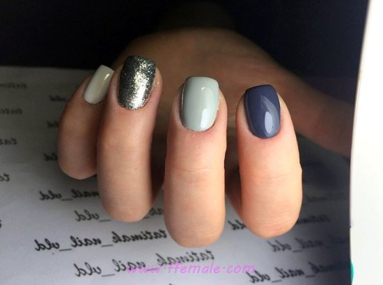 Gorgeous & Beautiful Art - nails, nailstyle, classic, lovely