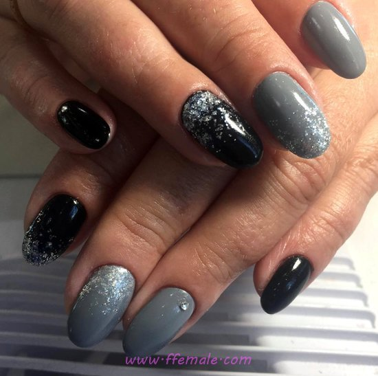 Gorgeous & Best Acrylic Nail Design Ideas - nice, cute, attractive, nails
