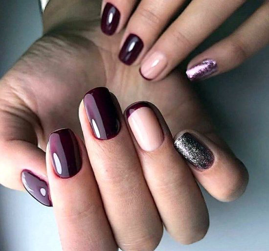 Gorgeous Ceremonial Manicure Idea - nailpolish, graceful, nail