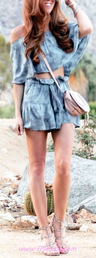 Graceful And Relaxed Sunny Pieces - female, thecollection, cool, dressy