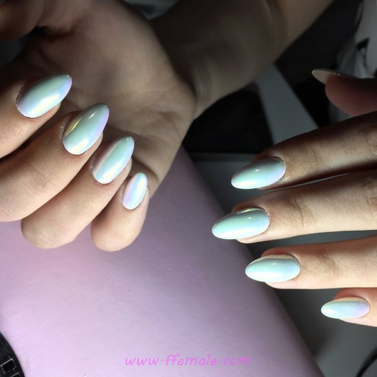 Handy And Beautiful Gel Nails - handsome, diynailart, nails, dreamy