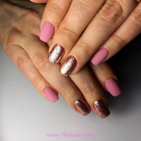 Handy And Chic Acrylic Nails Art - selection, getnailsdone, teen, nails