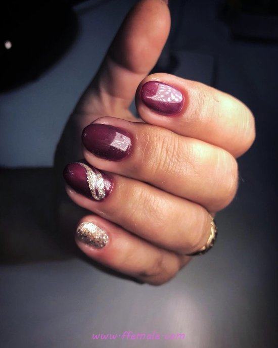 Handy And Delightful American Trend - nails, graceful, sexy, idea, classic