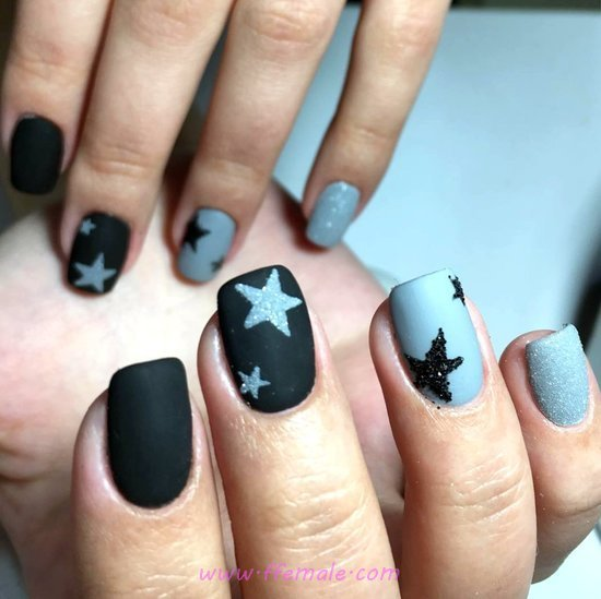 Handy And Fashion Gel Manicure Idea - vacation, charming, nailideas, nails