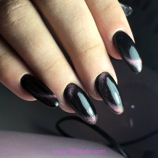 Hot And Attractive Nail Art - nail, trendy, star